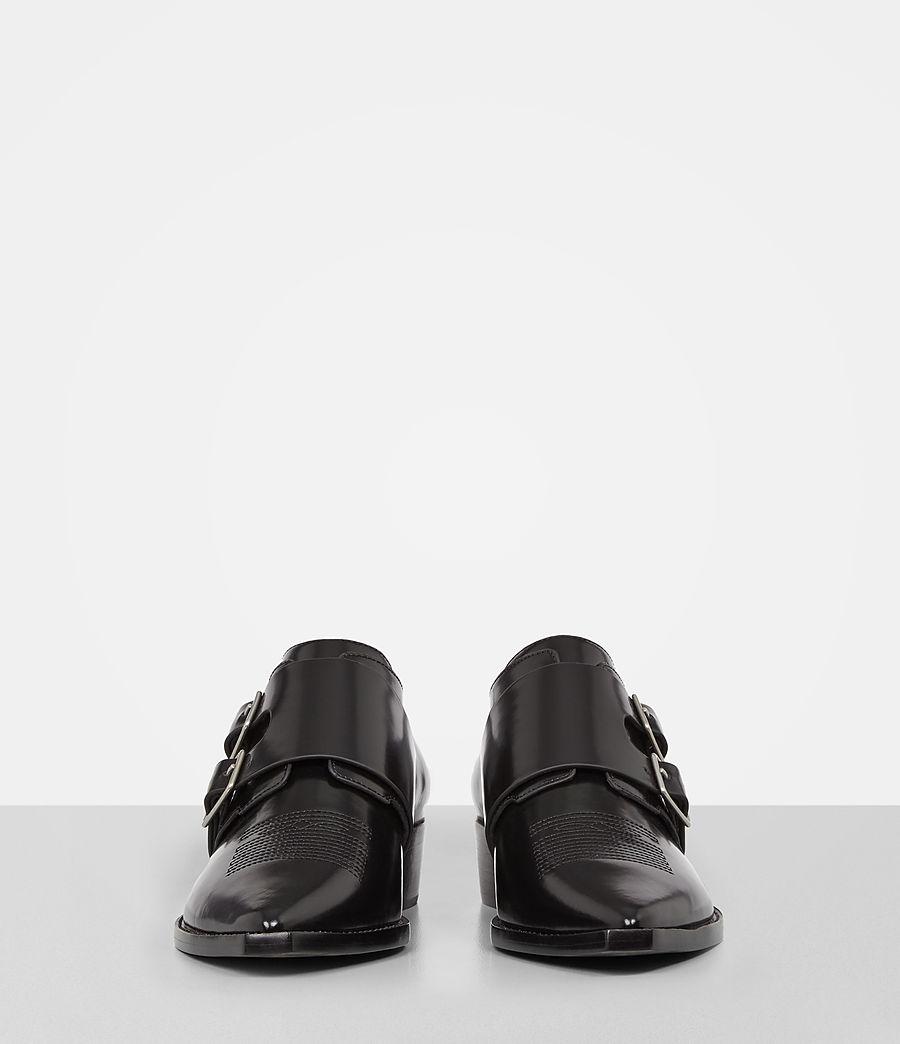 Donne Scarpe monk Silva (black) - Image 4