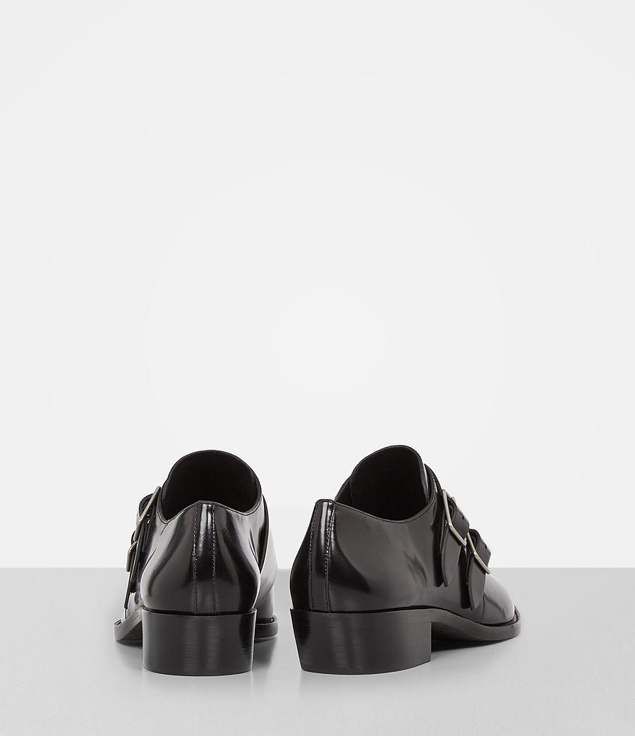 Donne Scarpe monk Silva (black) - Image 5