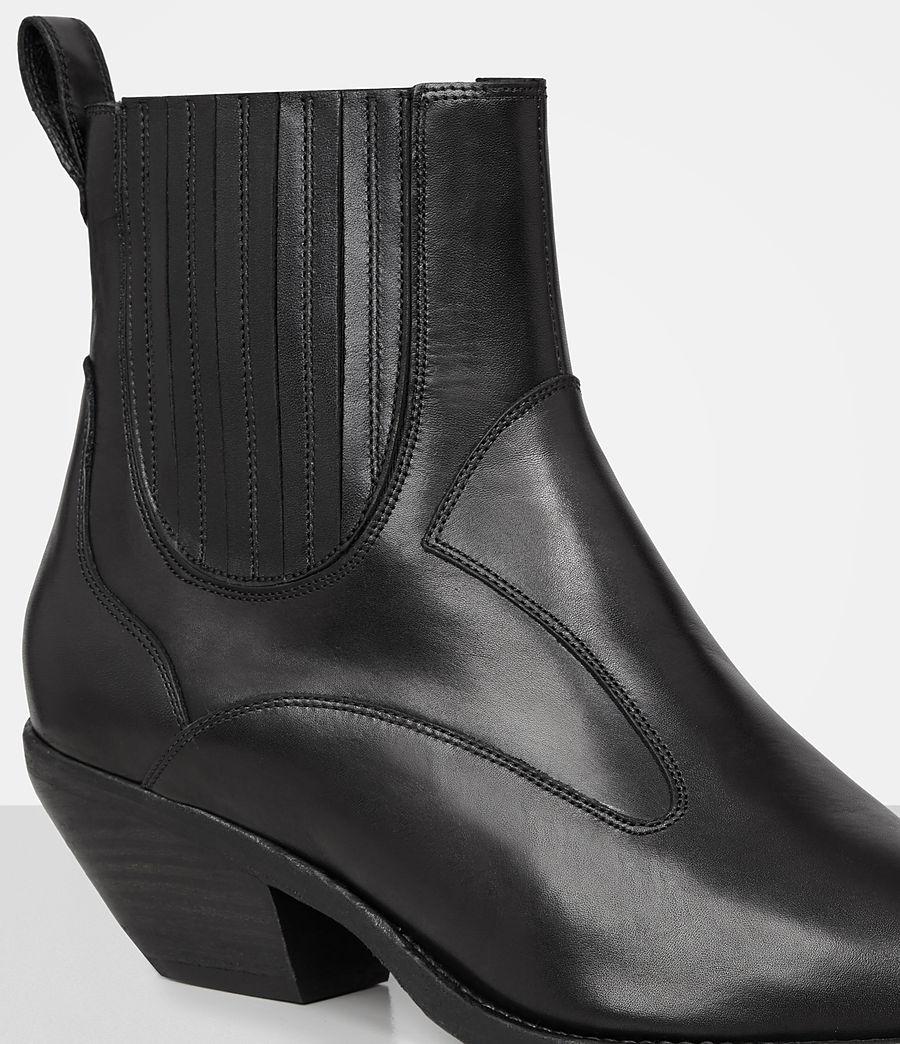 Mujer Botas Veras (black) - Image 2