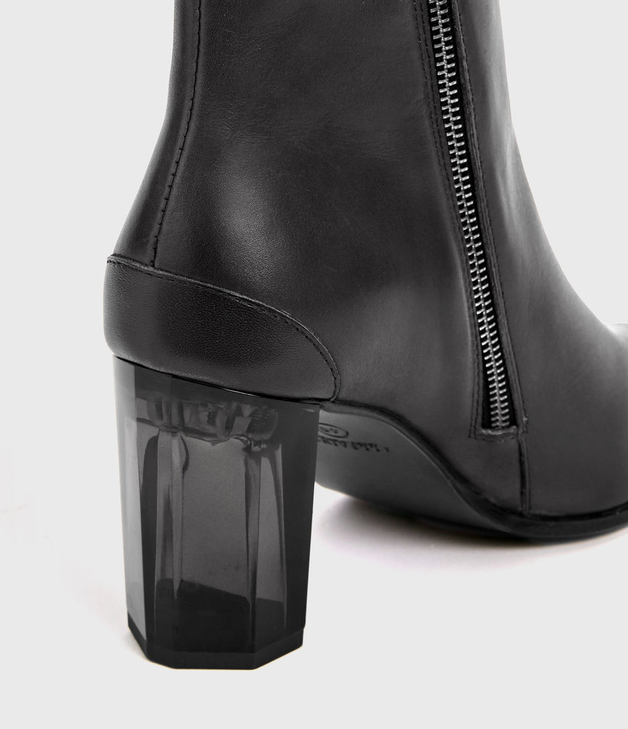 Femmes Bottines Roka (black) - Image 2