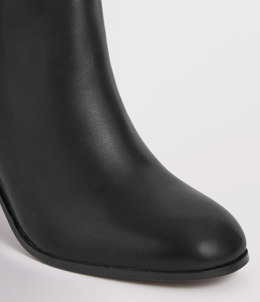 Femmes Bottines Roka (black) - Image 3