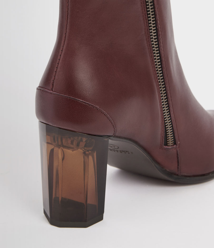Women's Roka Boot (port_burgundy) - Image 2