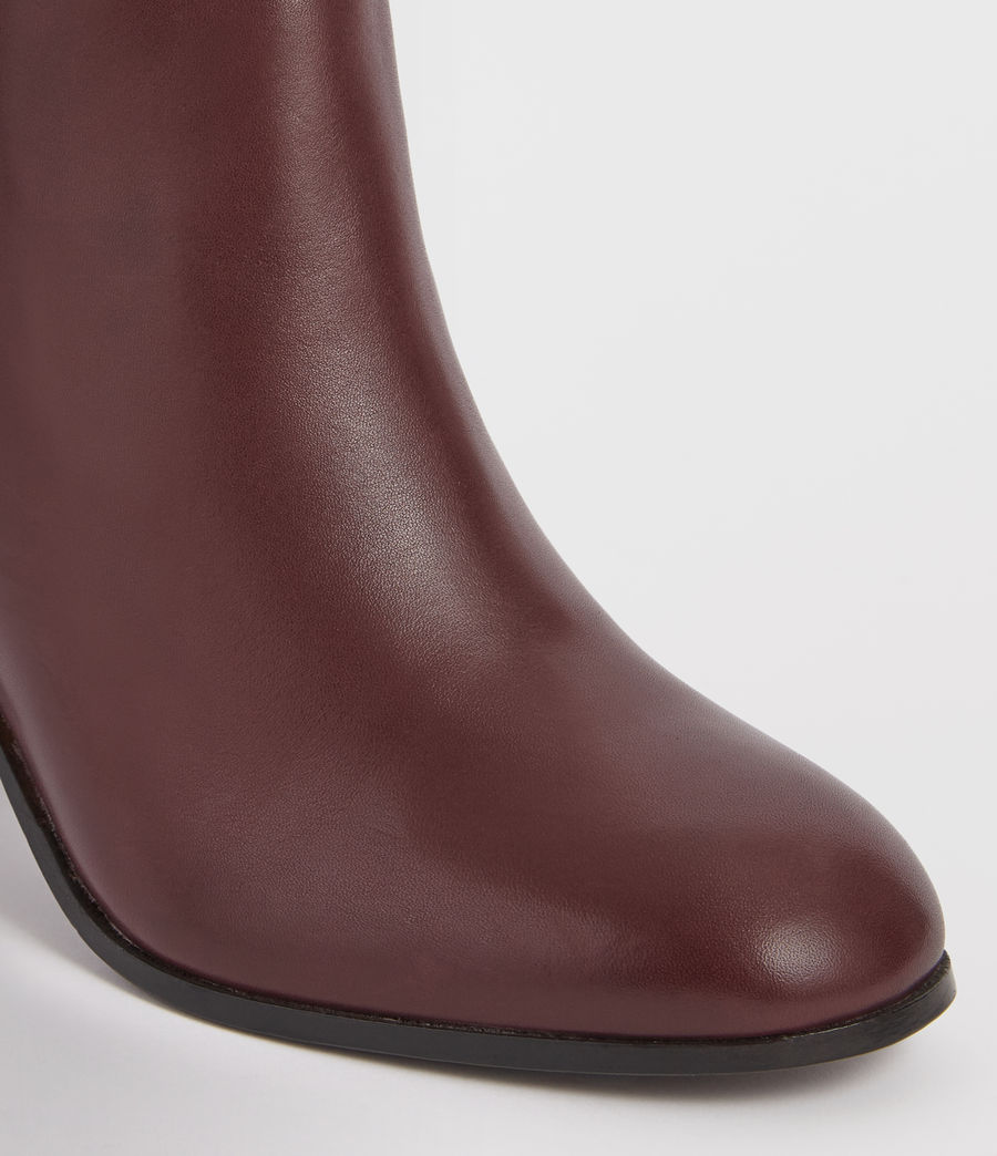 Women's Roka Boot (port_burgundy) - Image 5