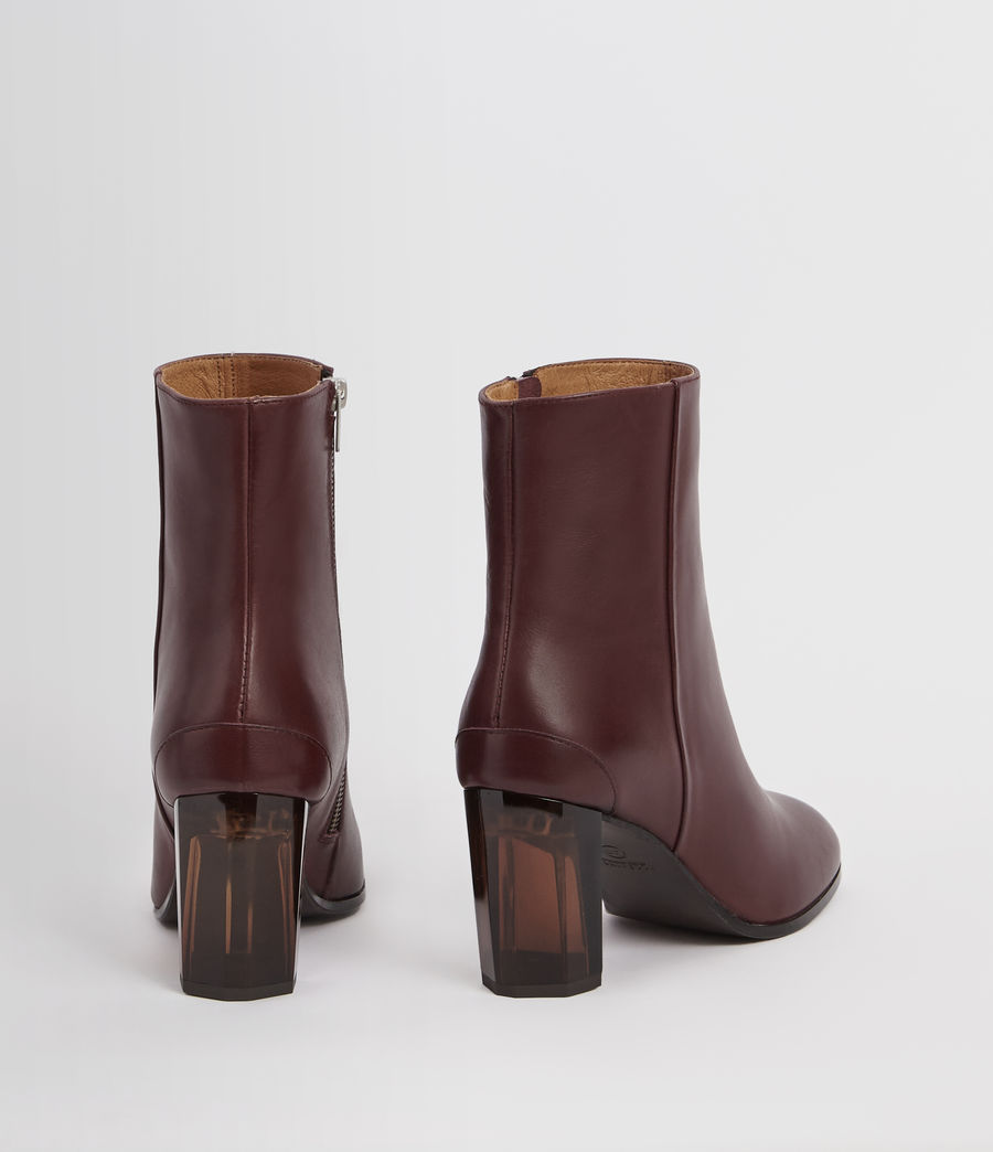 Women's Roka Boot (port_burgundy) - Image 6