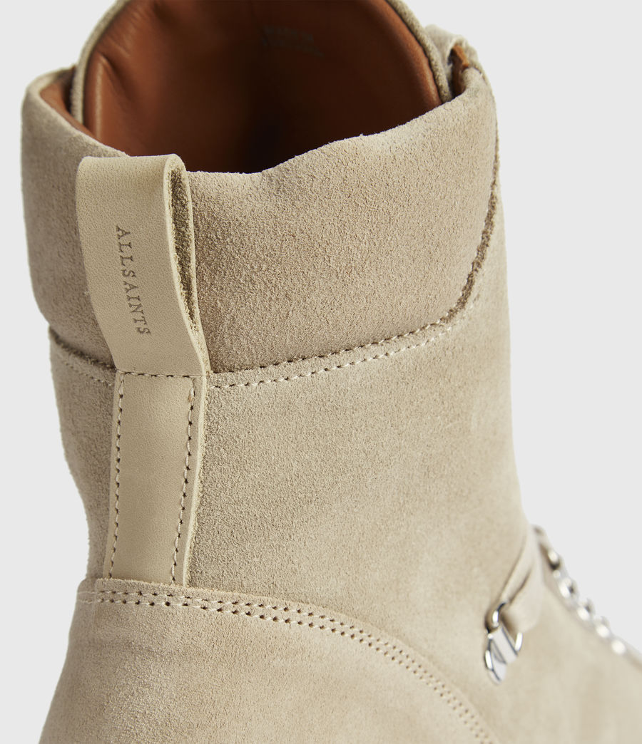 Womens Franka Shearling Boot (stone) - Image 4