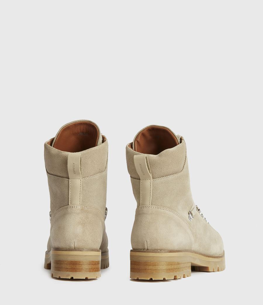 Womens Franka Shearling Boot (stone) - Image 5