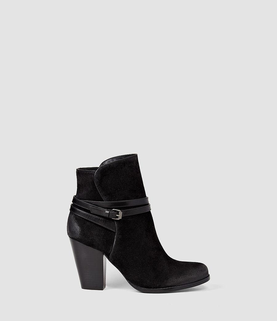 Femmes Bottines Victoria (black) - Image 1