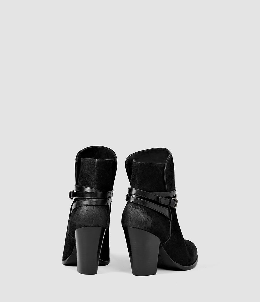 Femmes Bottines Victoria (black) - Image 3