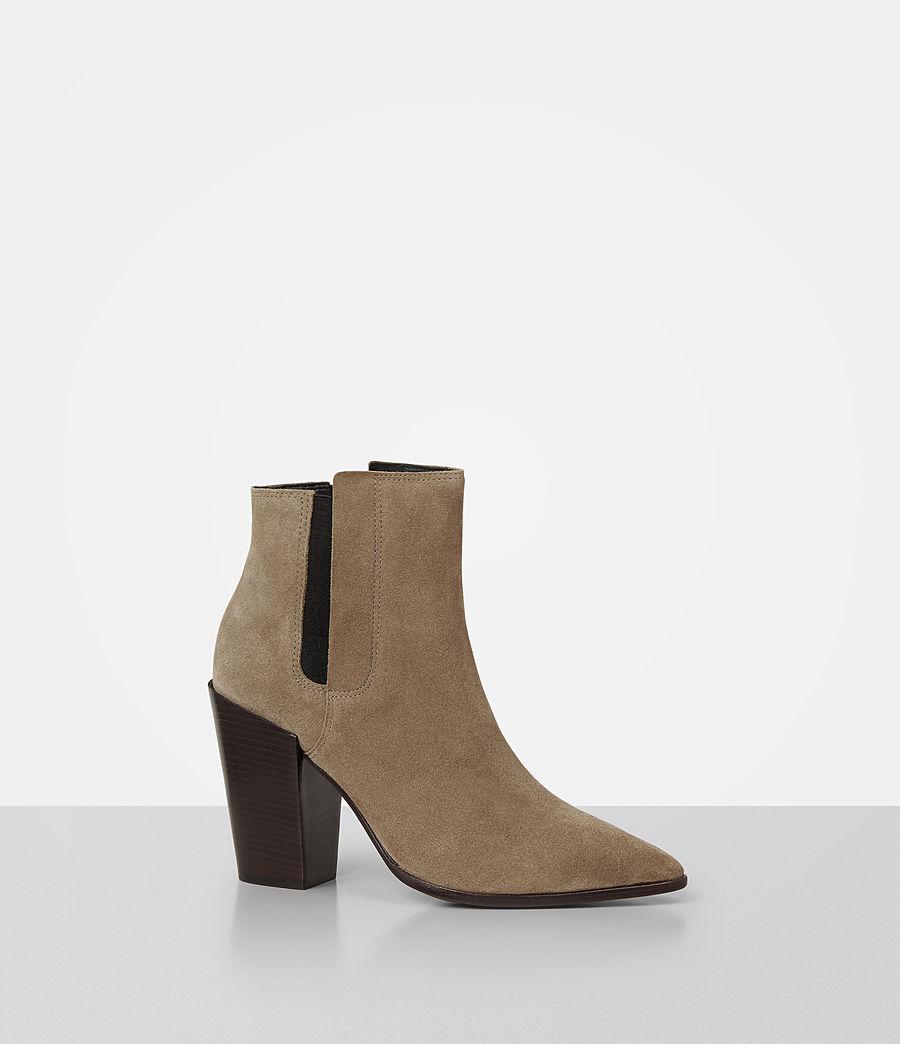 Women's Senta Suede Boot (mustard) - Image 3