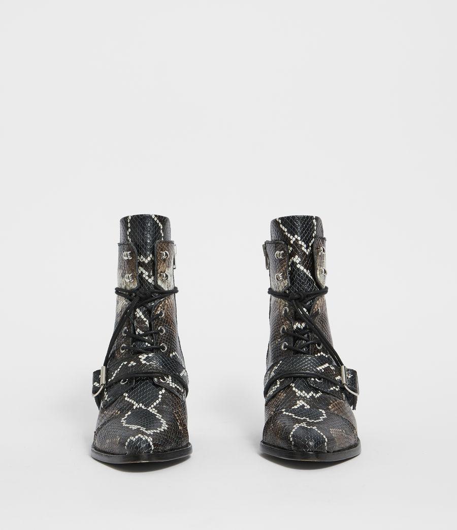 Womens Katy Snake Boot (multi) - Image 4