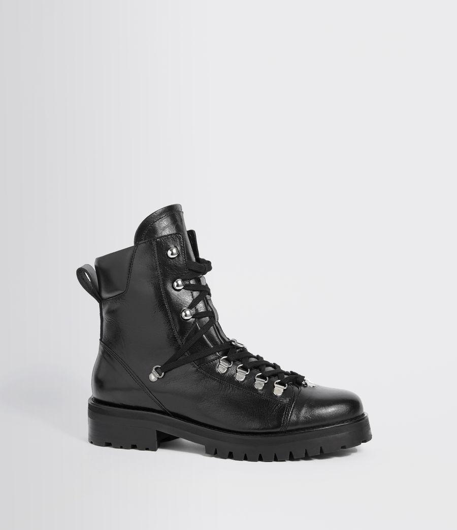 Womens Franka Boot (black) - Image 3