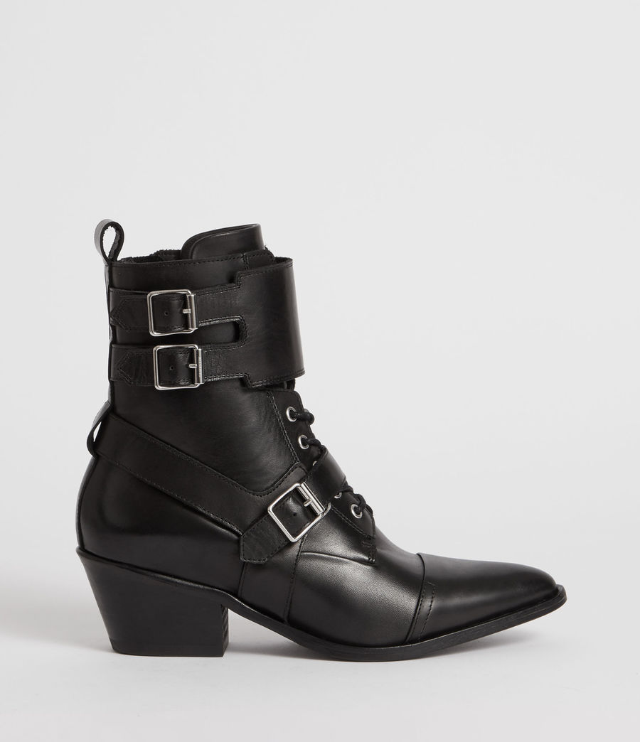 Womens Alix Boot (black) - Image 1
