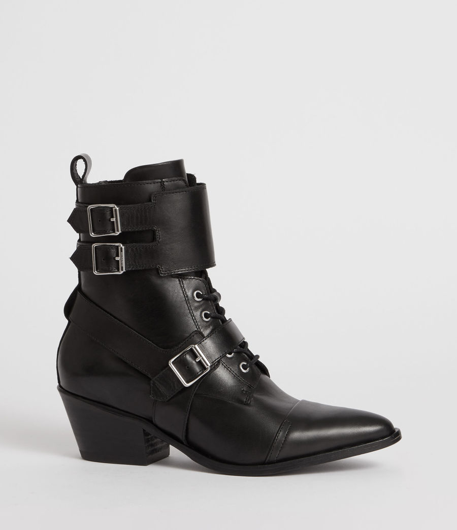 Womens Alix Boot (black) - Image 2