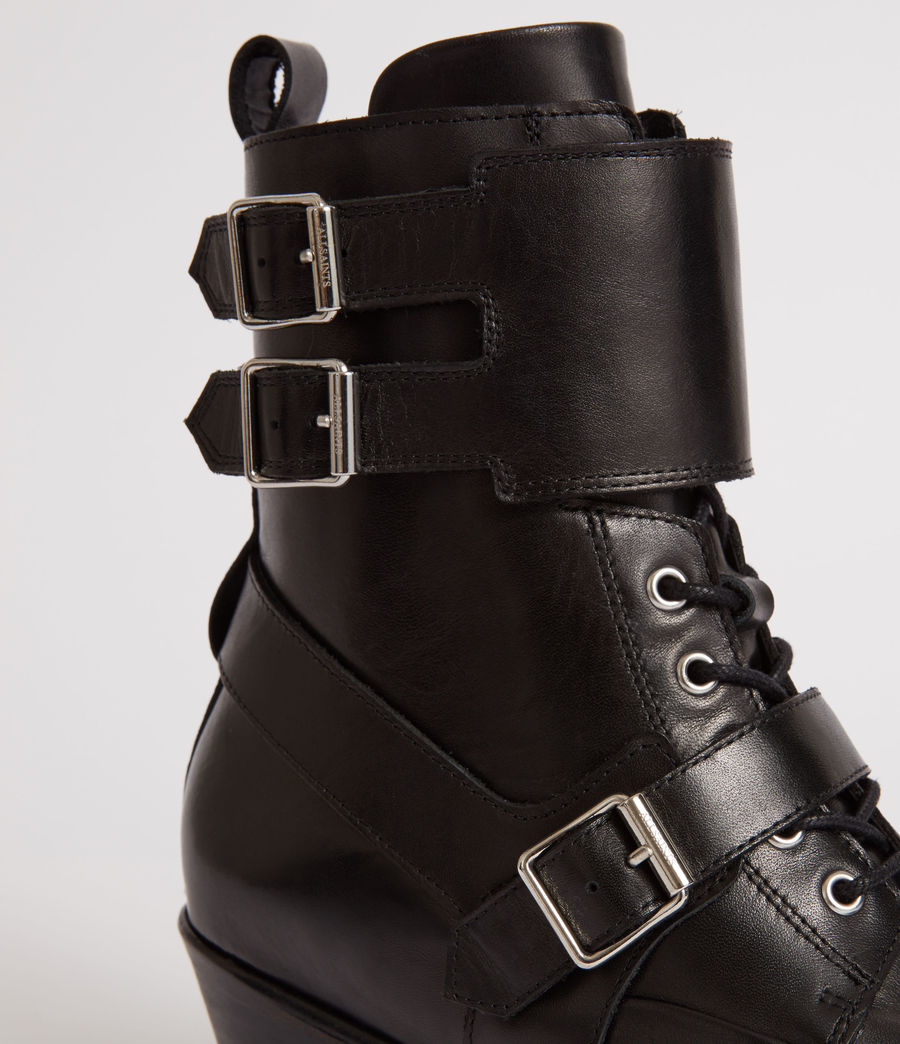 Womens Alix Boot (black) - Image 4