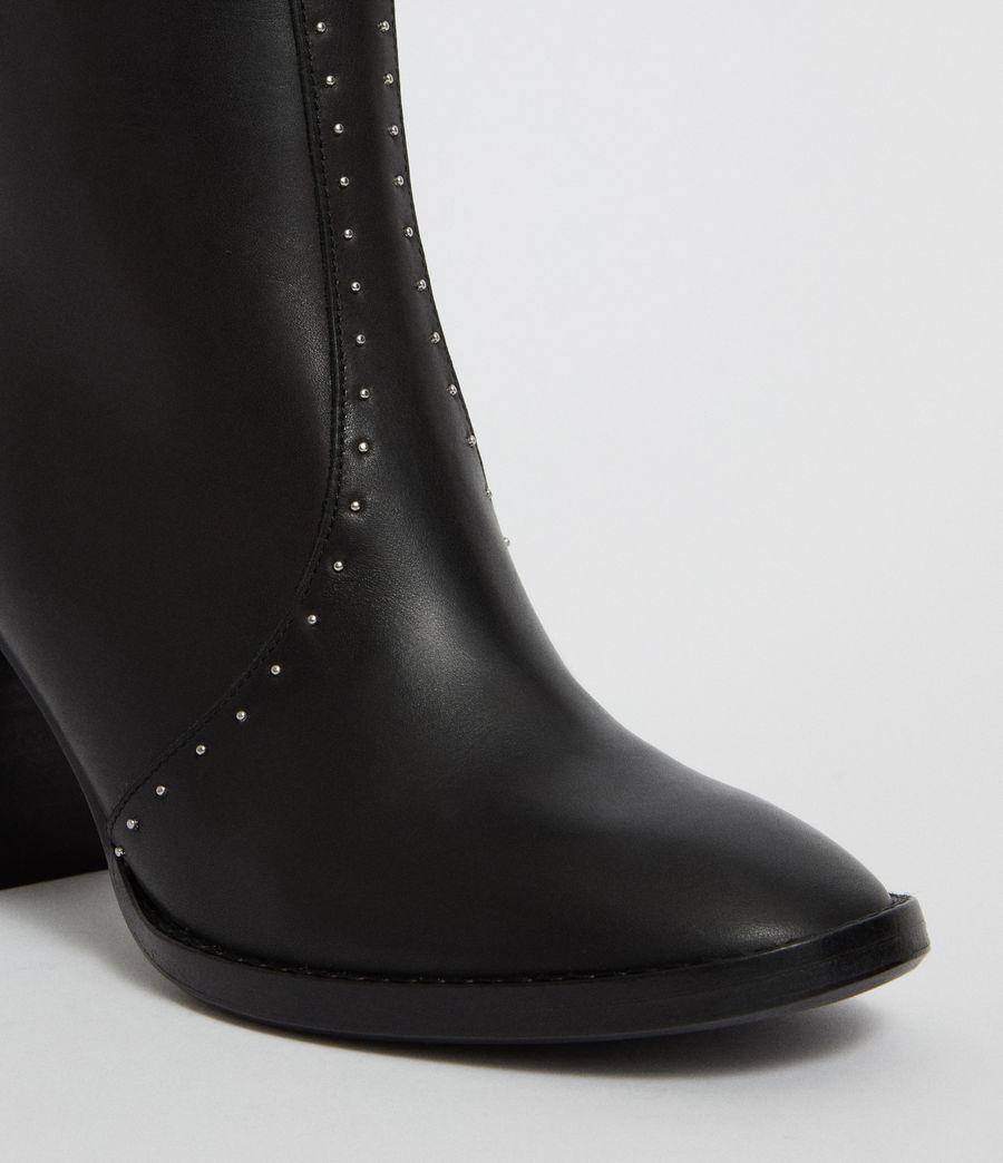 Femmes Bottes Mila (black) - Image 3