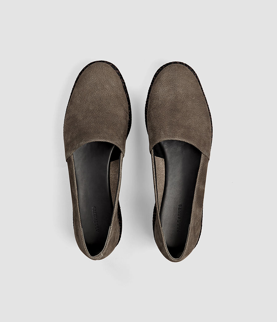 Womens Bora Shoe (dark_khaki) - Image 4