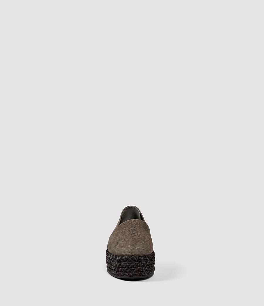 Womens Bora Shoe (dark_khaki_green) - Image 2