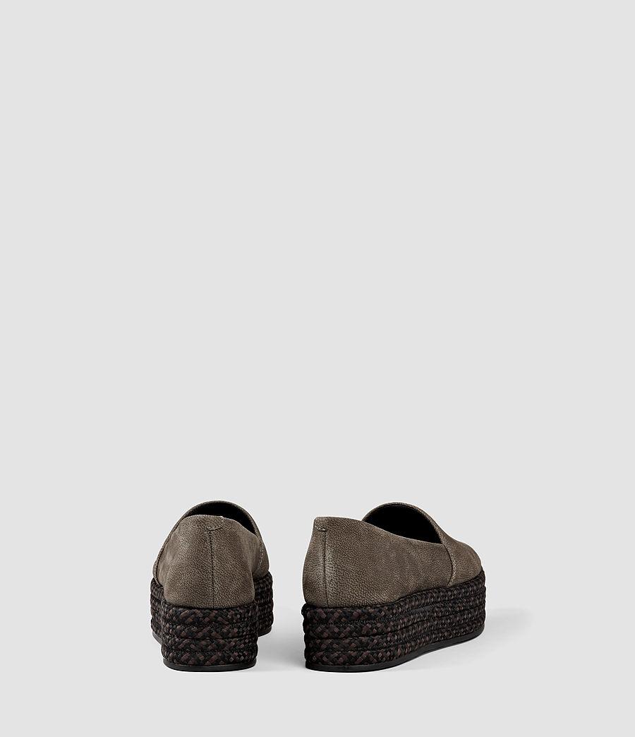 Womens Bora Shoe (dark_khaki_green) - Image 3