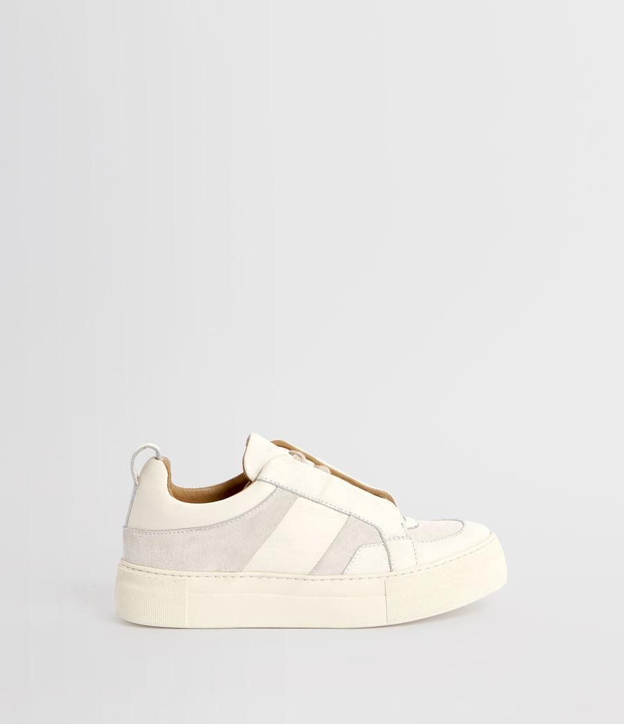 Womens Clara Sneaker (white) - Image 1