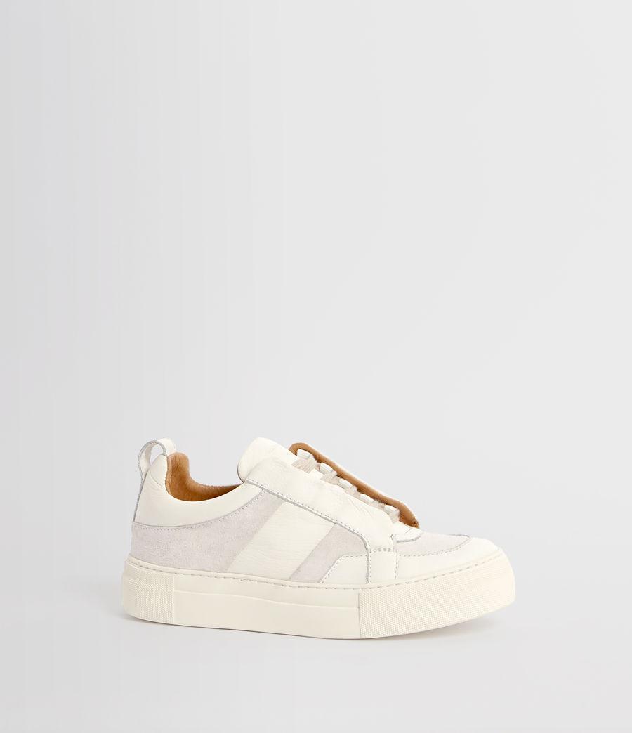 Womens Clara Sneaker (white) - Image 3