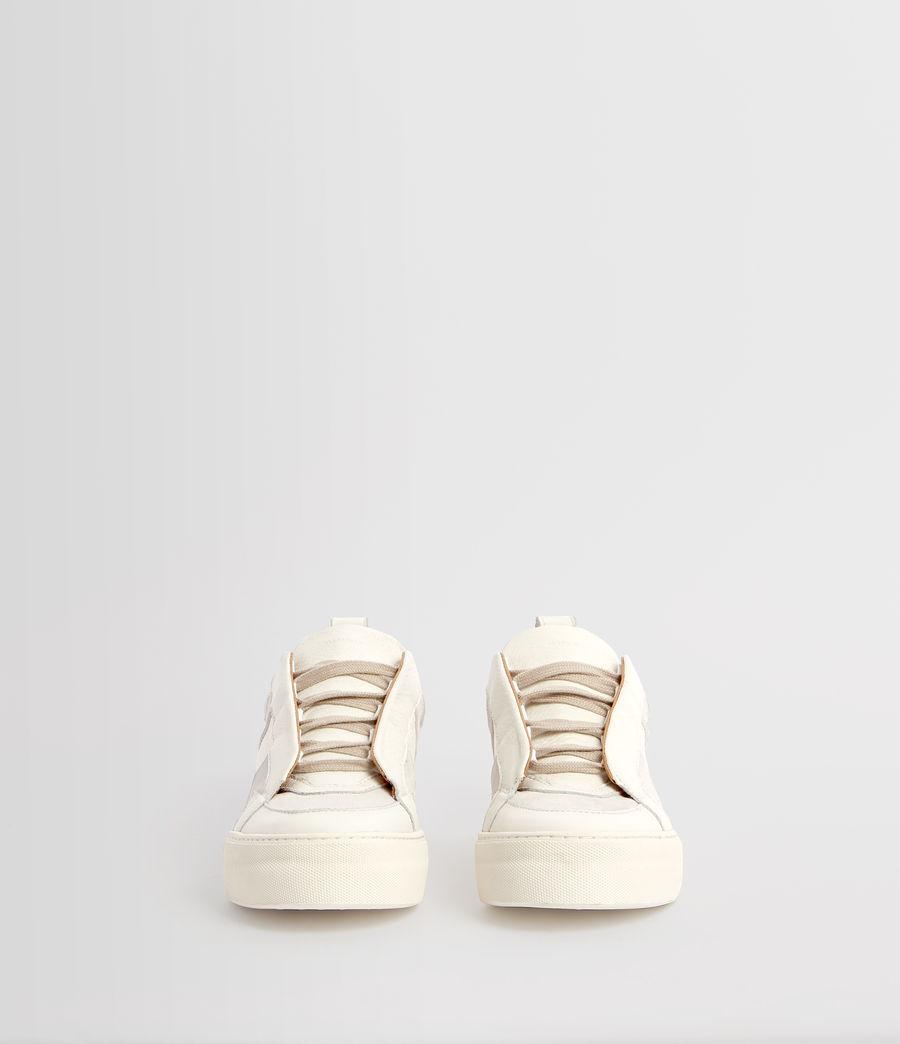 Womens Clara Sneaker (white) - Image 4
