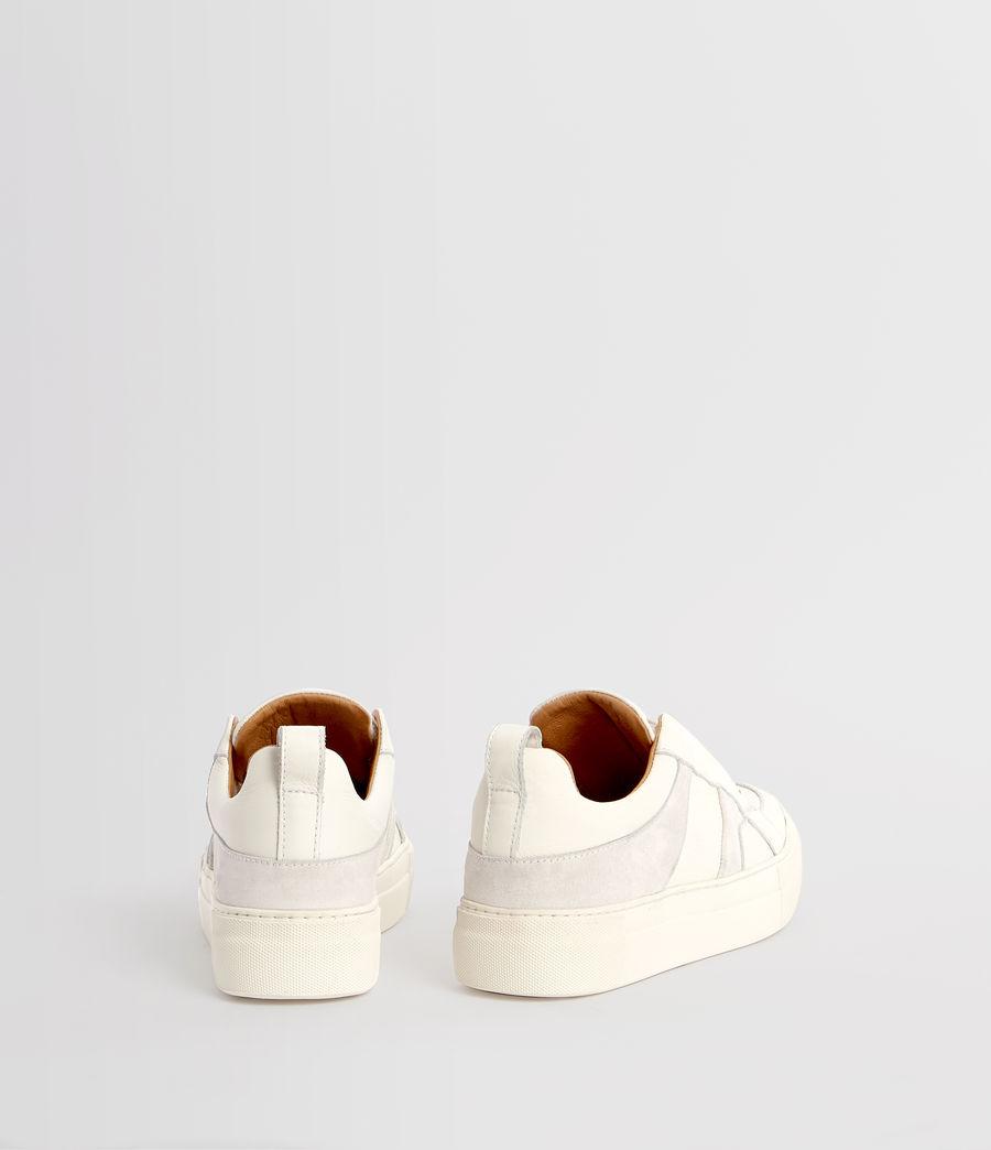 Womens Clara Sneaker (white) - Image 5