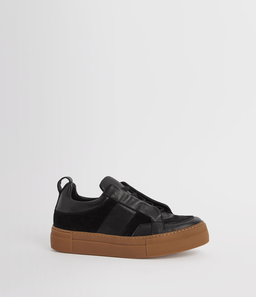 Women's Clara Trainer (black) - Image 3
