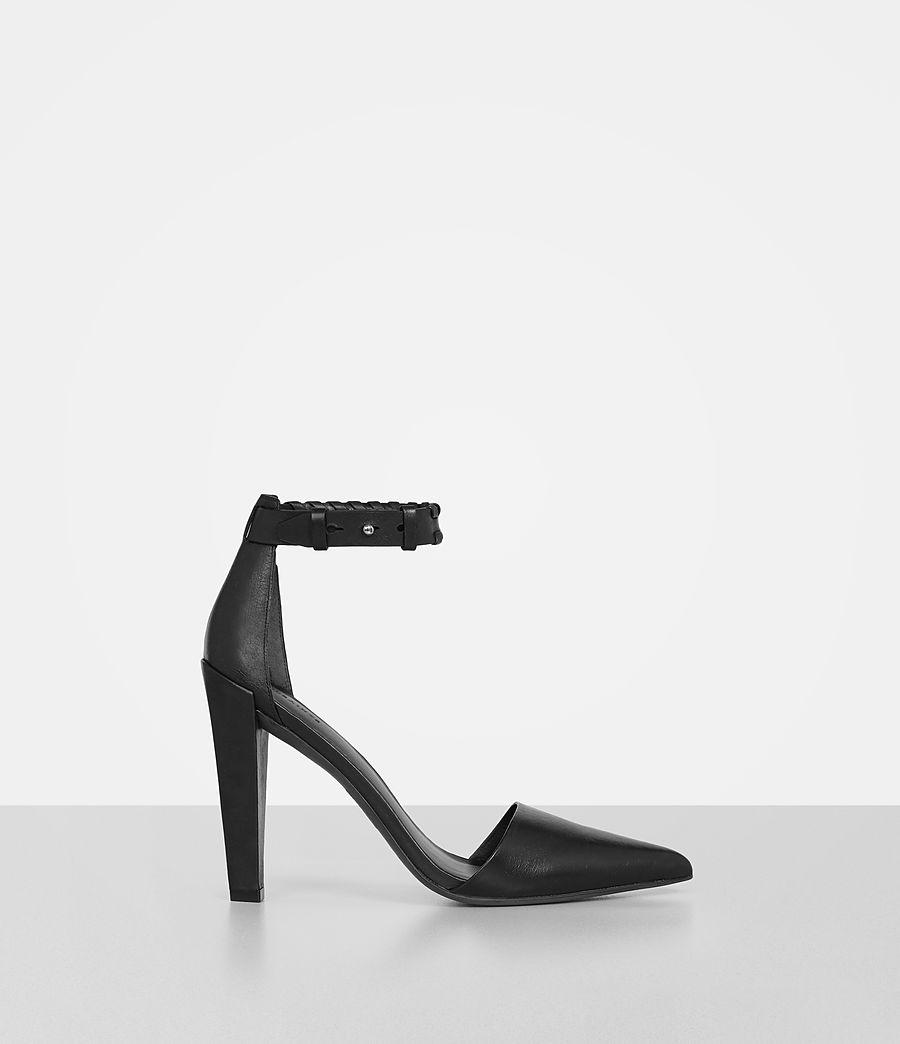 Femmes Sandales Gabie (black) - Image 1