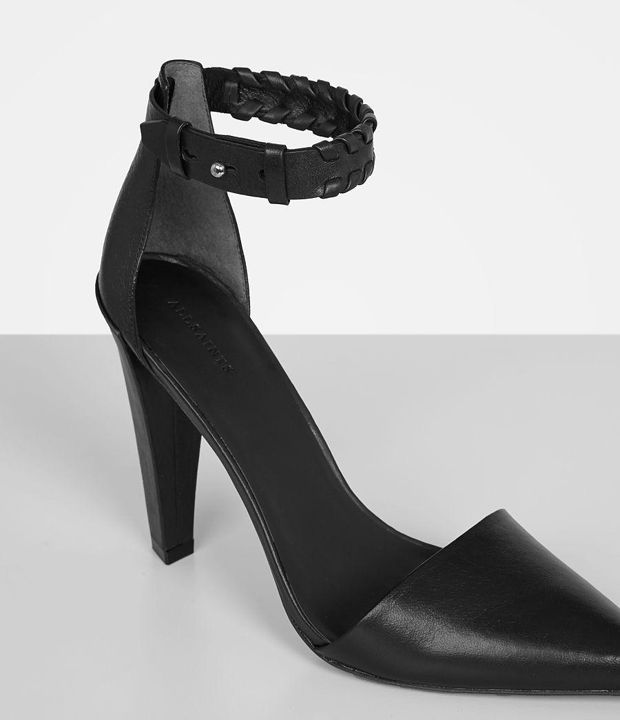 Femmes Sandales Gabie (black) - Image 2