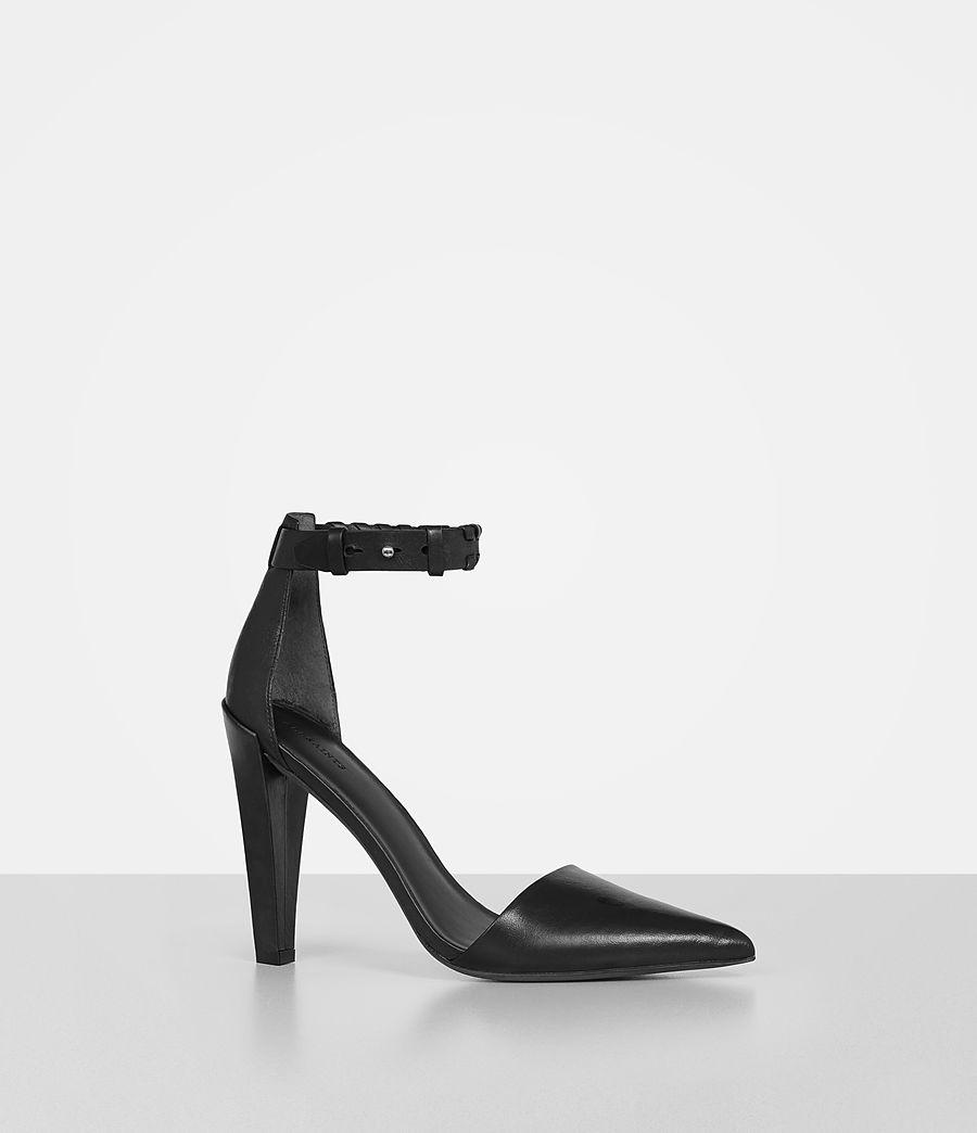 Femmes Sandales Gabie (black) - Image 3