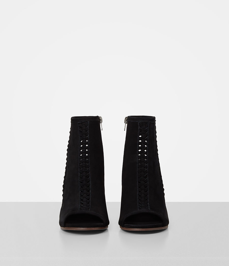 Mujer Vibrant Ankle Boot (black) - Image 4