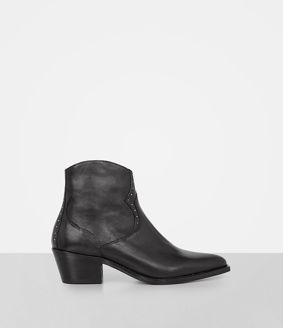 Womens Melanie Boot (black) - Image 1