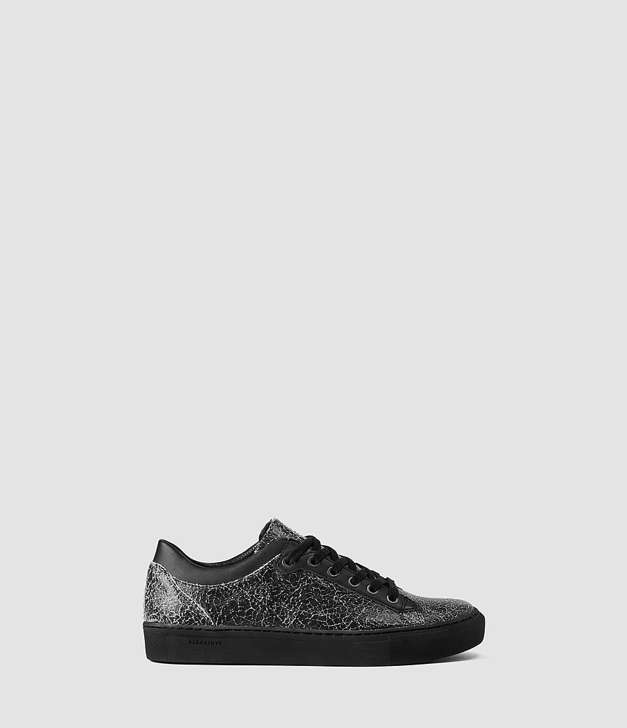 Mujer Low C90 Trainers (black_crackle) - Image 1