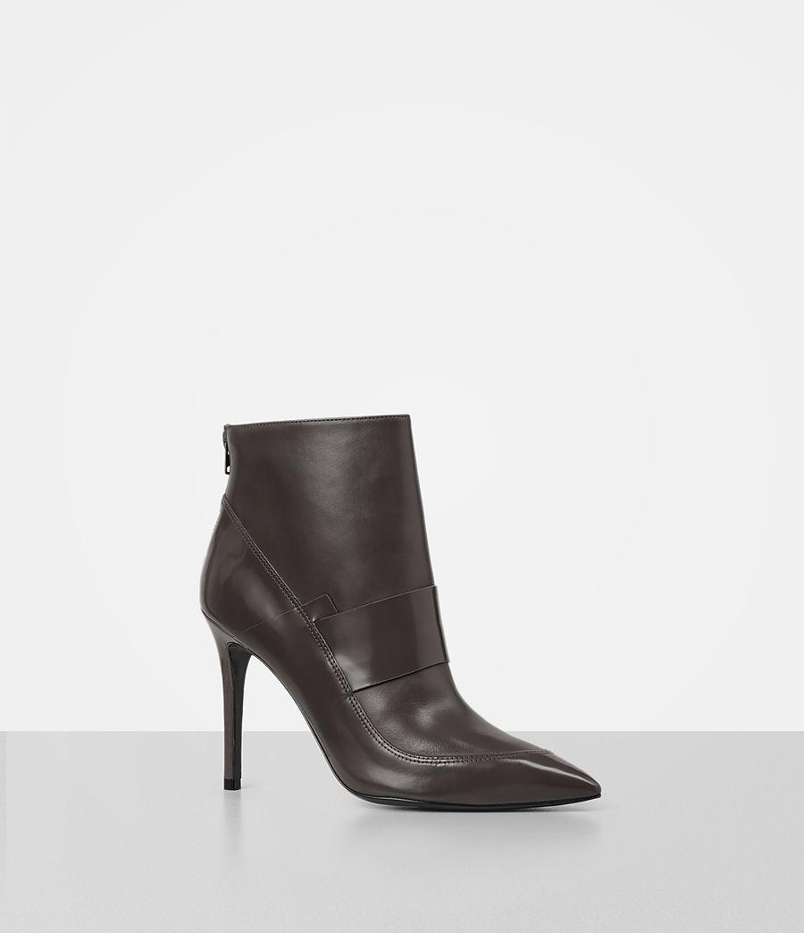 Mujer Xavier Heel Boot (mink_grey) - Image 3