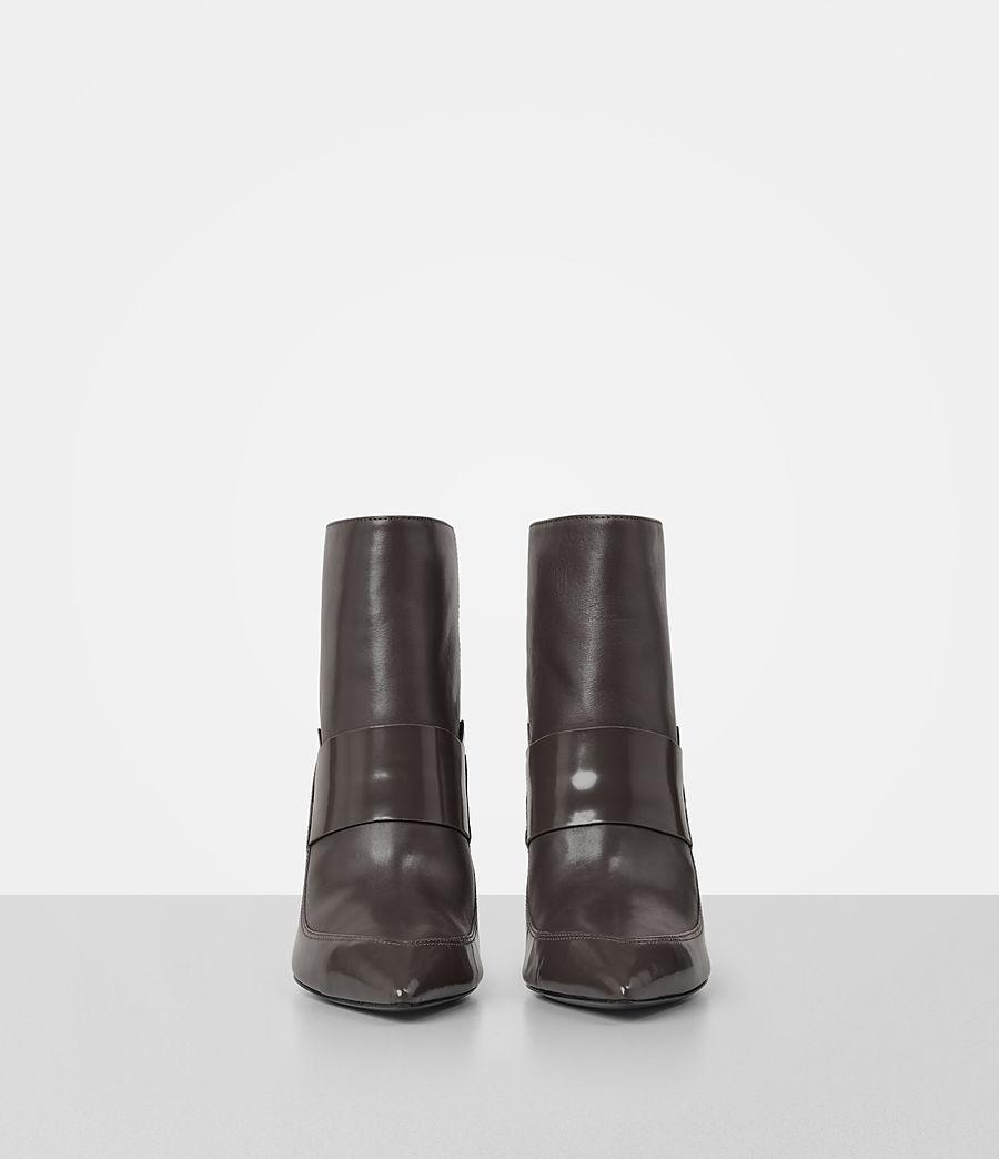 Mujer Xavier Heel Boot (mink_grey) - Image 4