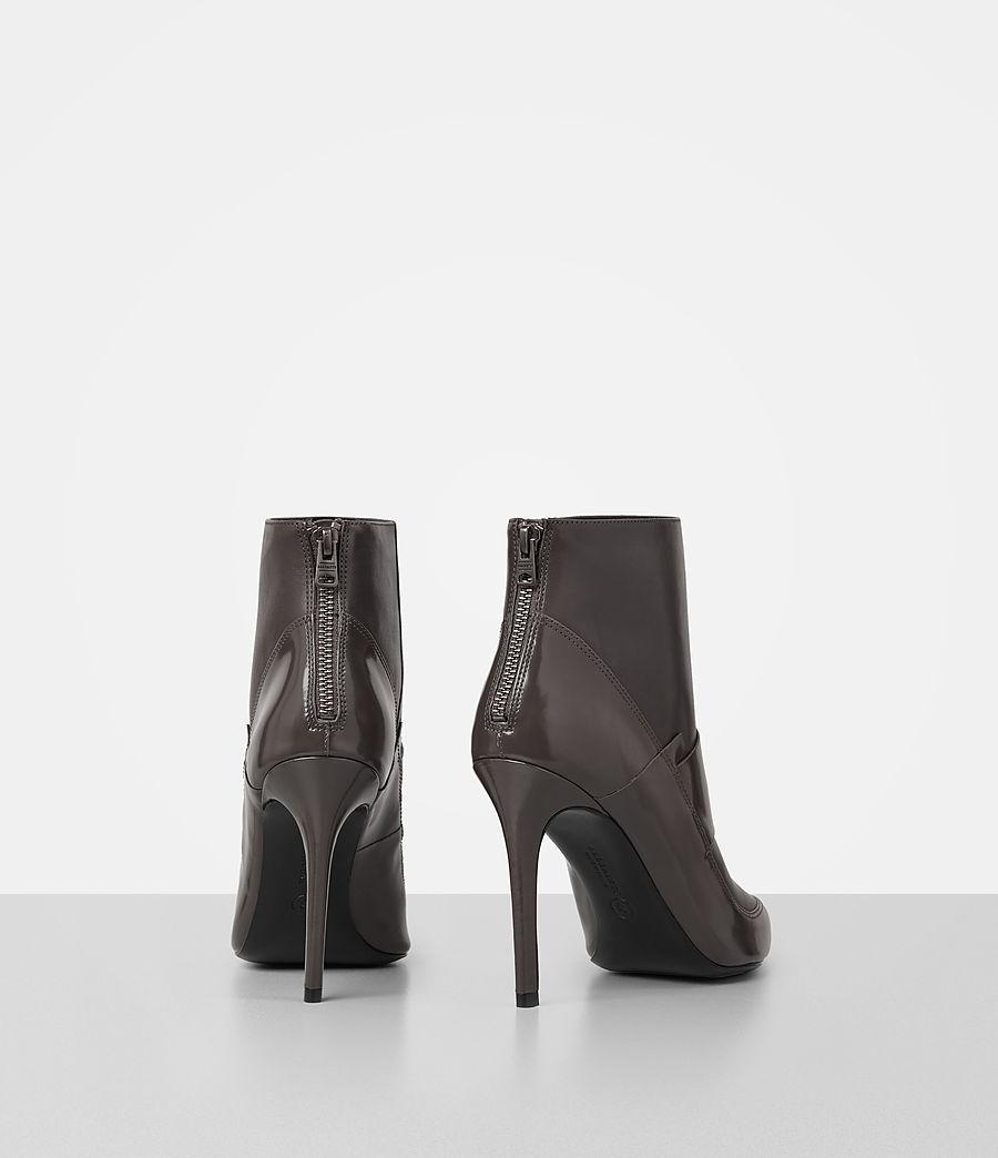Mujer Xavier Heel Boot (mink_grey) - Image 5