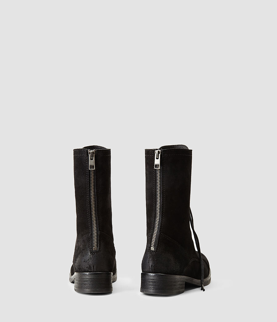Damen Military Trial Boot (black) - Image 3