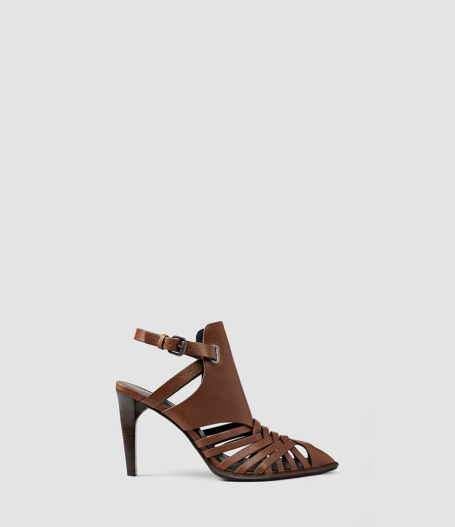 Women's Tao Heel (brick_brown) - Image 1