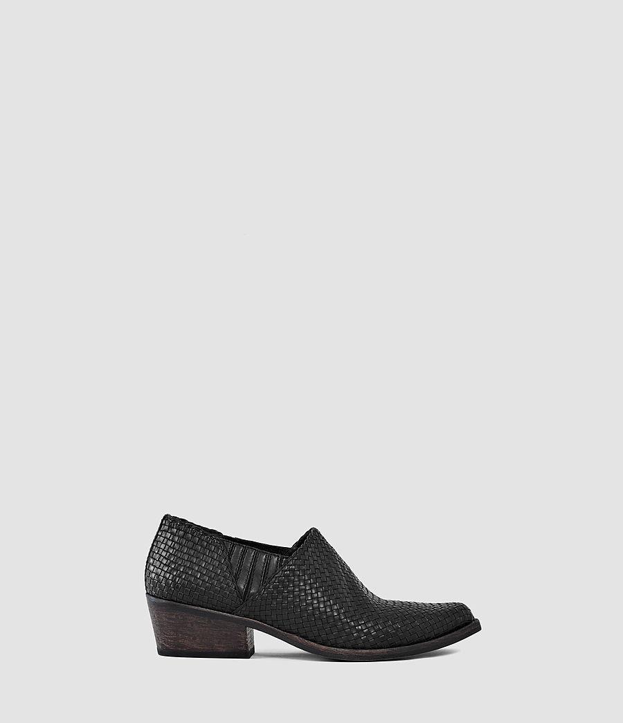 Womens Quincy Shoe (black) - Image 1