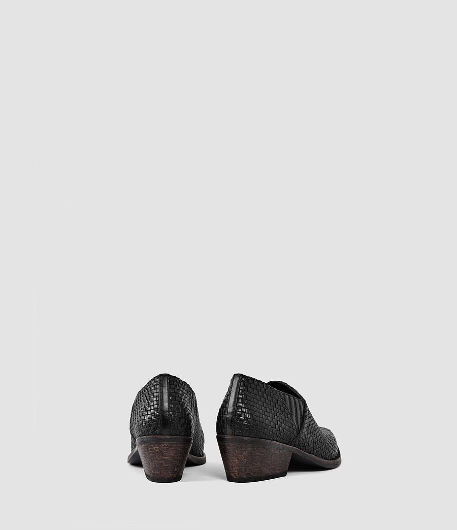 Womens Quincy Shoe (black) - Image 3