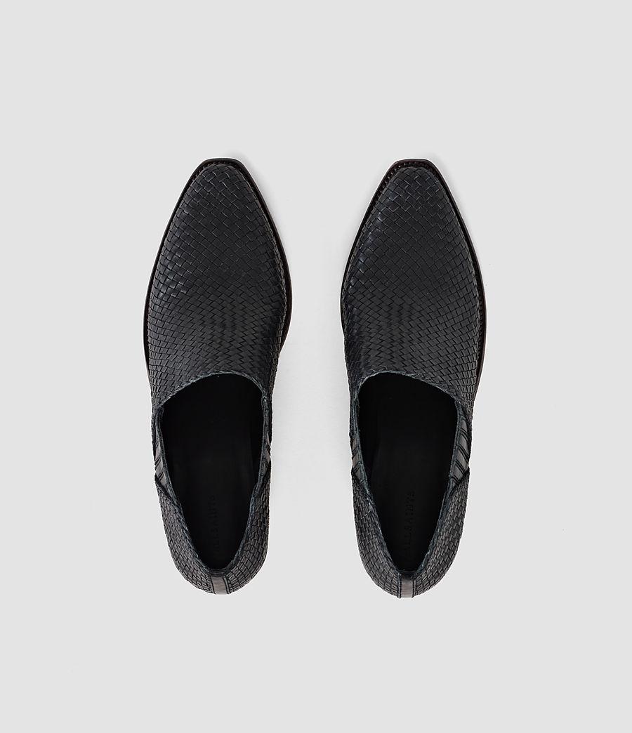 Womens Quincy Shoe (black) - Image 4
