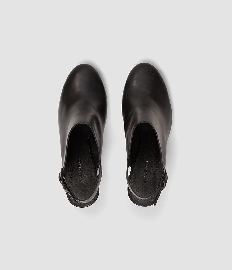 Femmes Bottines Ouvertes Sarris (black) - Image 4