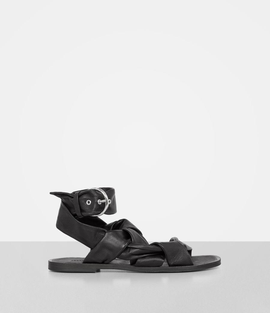Mujer Sandalias Rozen (black) - Image 1