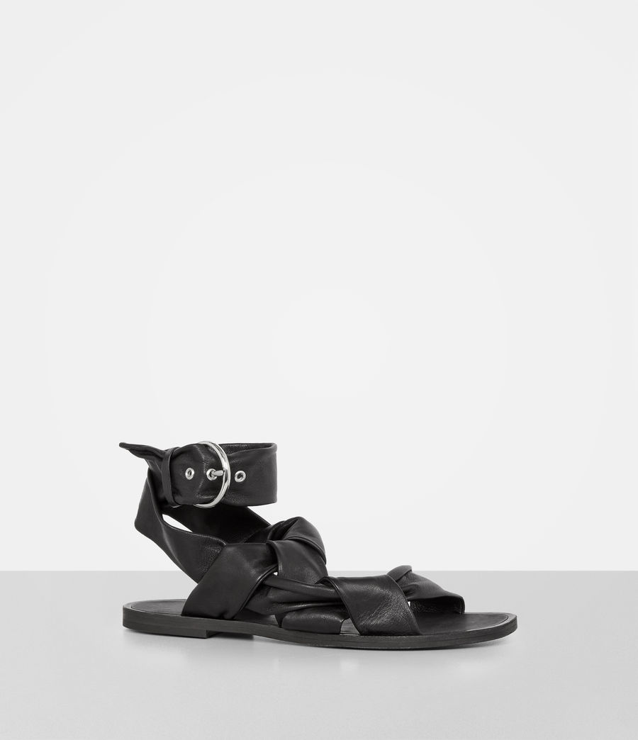 Donne Sandali Rozen (black) - Image 3