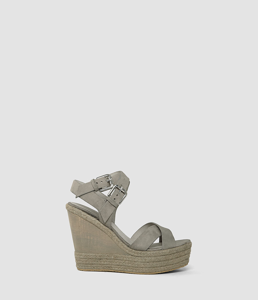 Damen Perth Wedge (grey) - Image 1