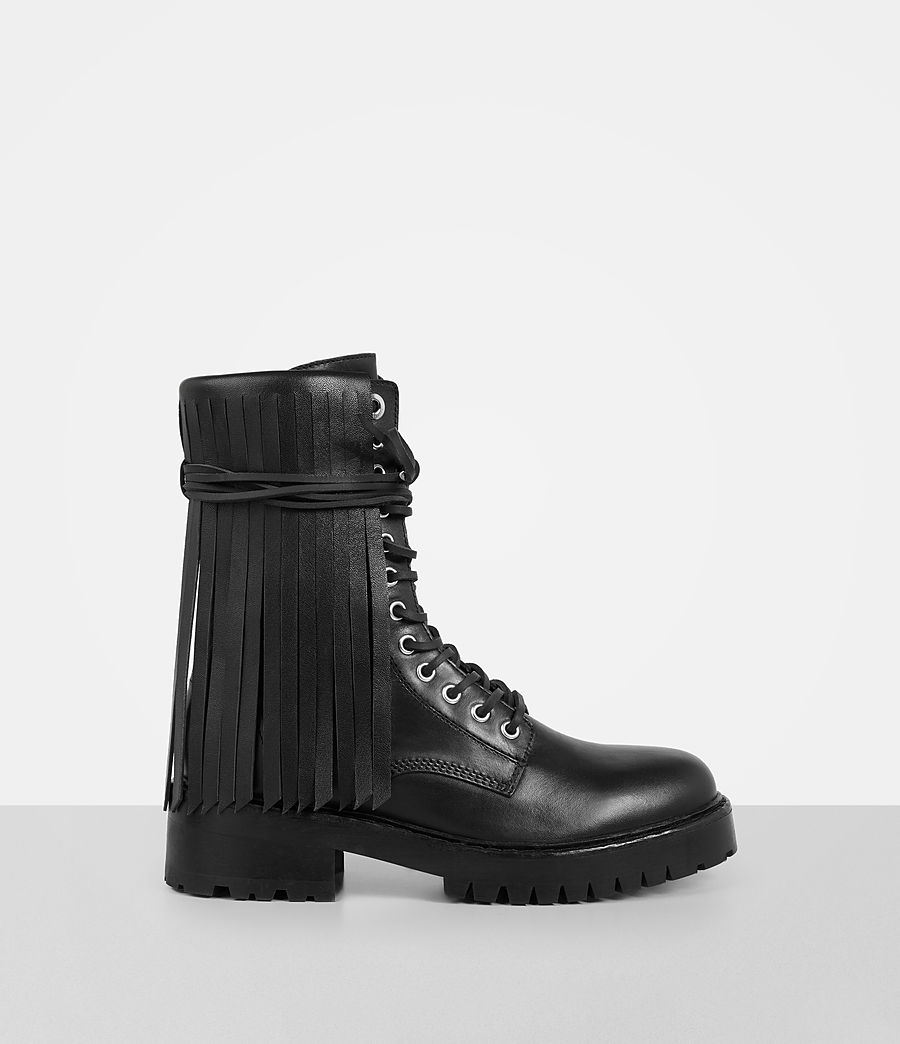 Womens Piper Boot (black) - Image 1
