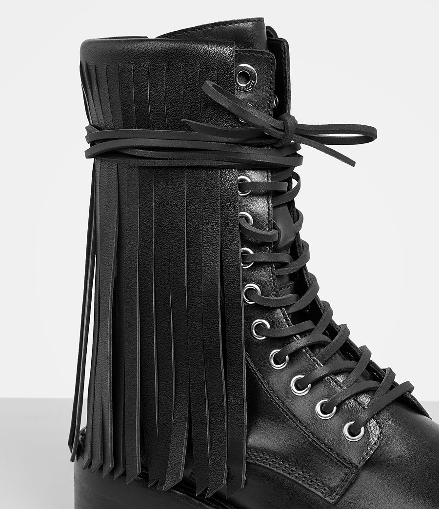 Womens Piper Boot (black) - Image 2
