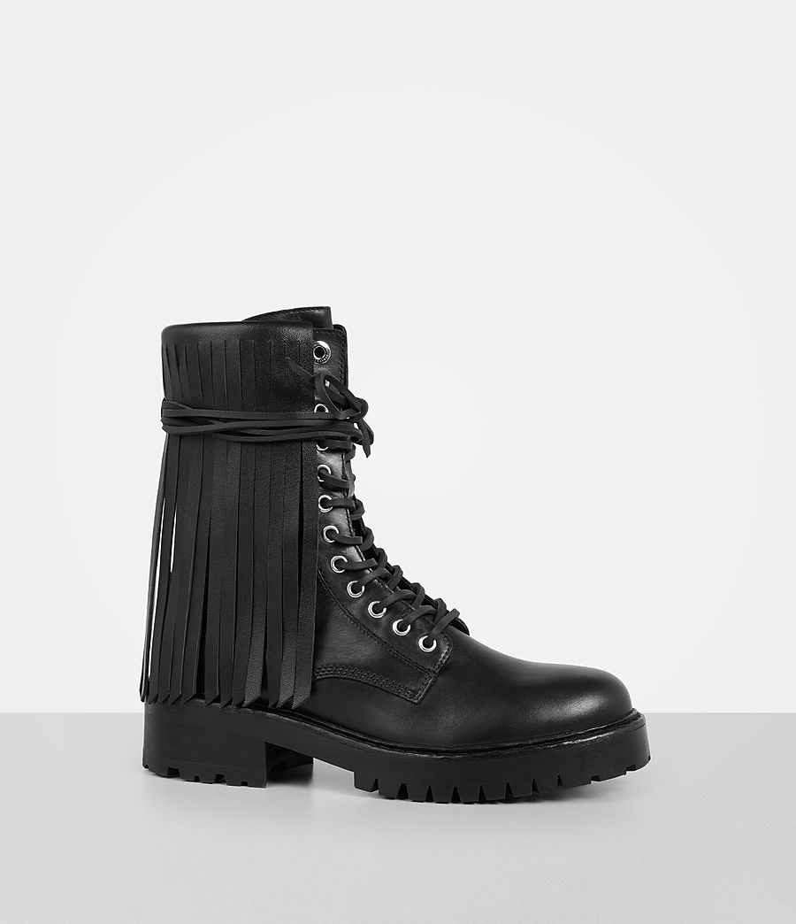 Womens Piper Boot (black) - Image 3