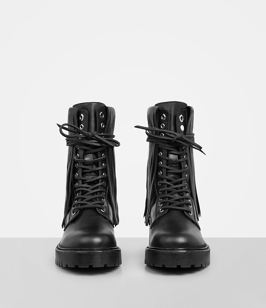 Womens Piper Boot (black) - Image 4