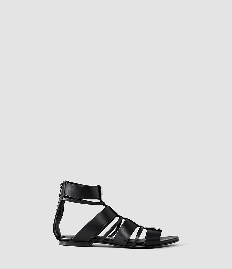 Women's Phoenix Sandal (black) - Image 1